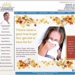 Medical practice website
