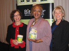 Celebrity Event Dogtails Design with CCH Pounder
