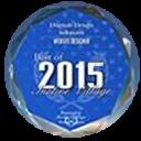 Best Web Design Firm of Incline Village2015-award