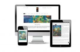 East Meets West Online Store Website