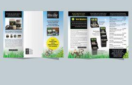 Bite-Lite Candles brochure