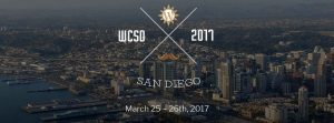 San Diego WordCamp 2017 Logo